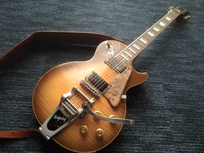 50s Gibson lespaul standard